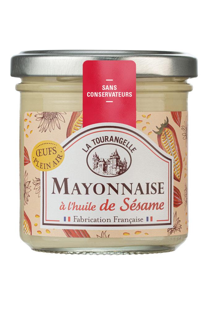Mayonnaise Huile de Sésame-1 copie